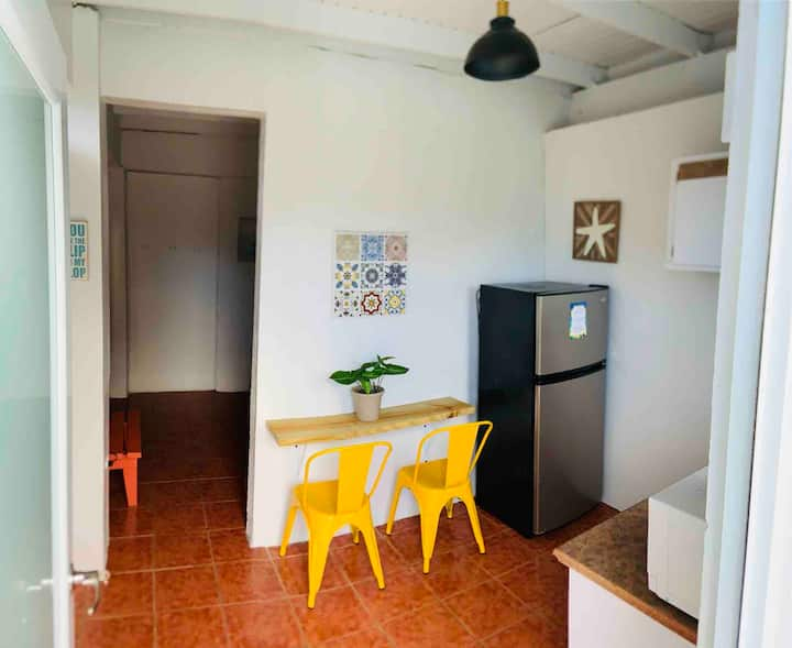 "Apartamento con ""Pool acces"" / Tv/ aire / Kitchen"