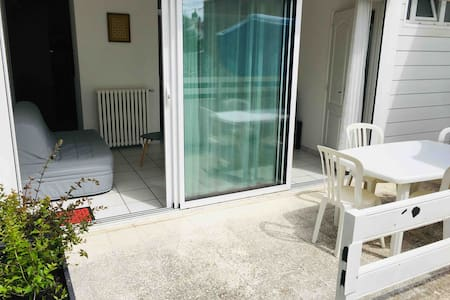 Appartement 4 personnes Royan centre ville