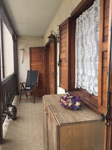 Casa di montagna della nonna Maria - Sorriva - Casa