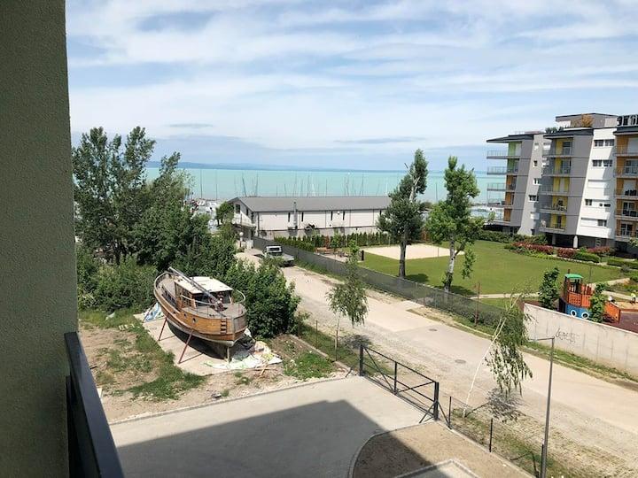 Balatonparti Apartman lakás