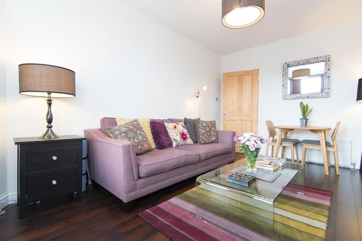 Glasgow west end traditional flat - Glasgow - Apartamento