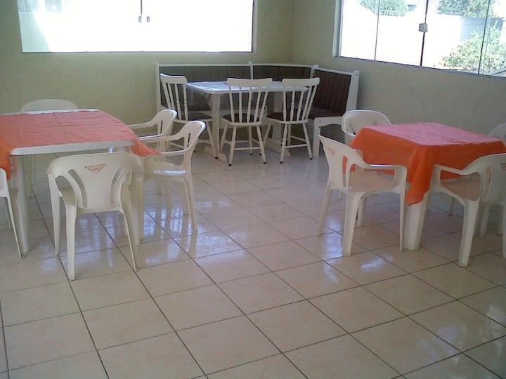 Suites Individuais - Curitiba-Pr Próx. PUC UFPR