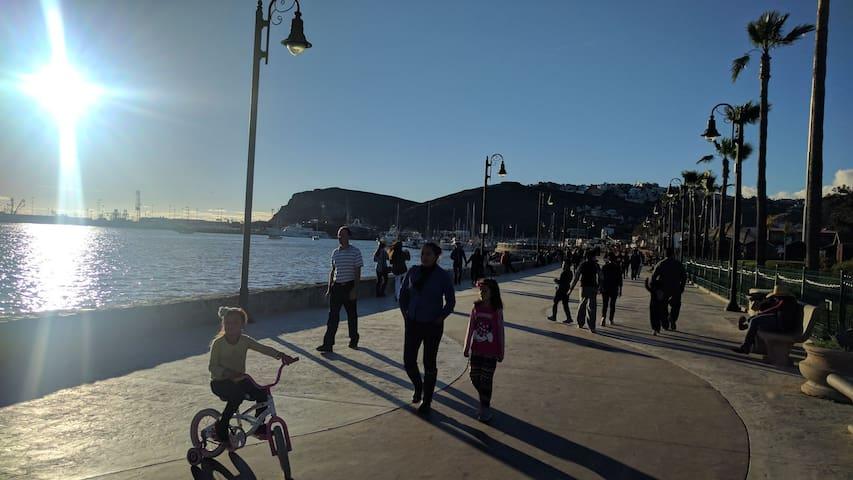 Malecón de Ensenada