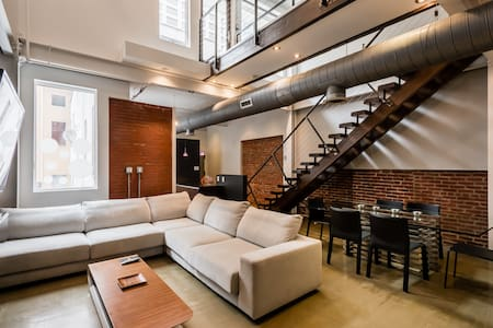 Gorgeous Center City Penthouse w/Private Roof Deck - Philadelphia