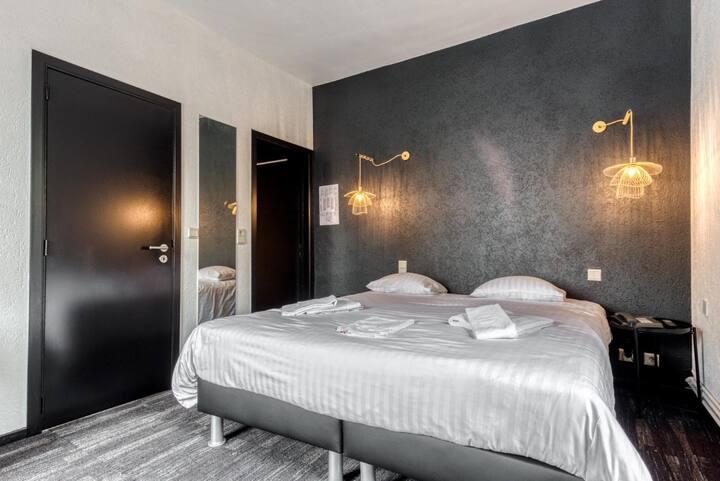 Hôtel Mosa - Chambre double