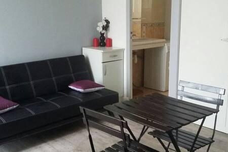 T2 Logement entier - Tillières - Dům