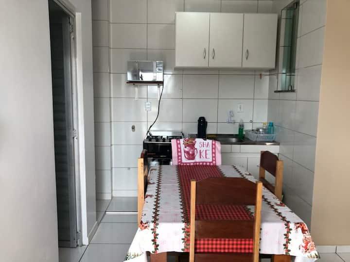 Lindo apartamento aconchegante e organizado.