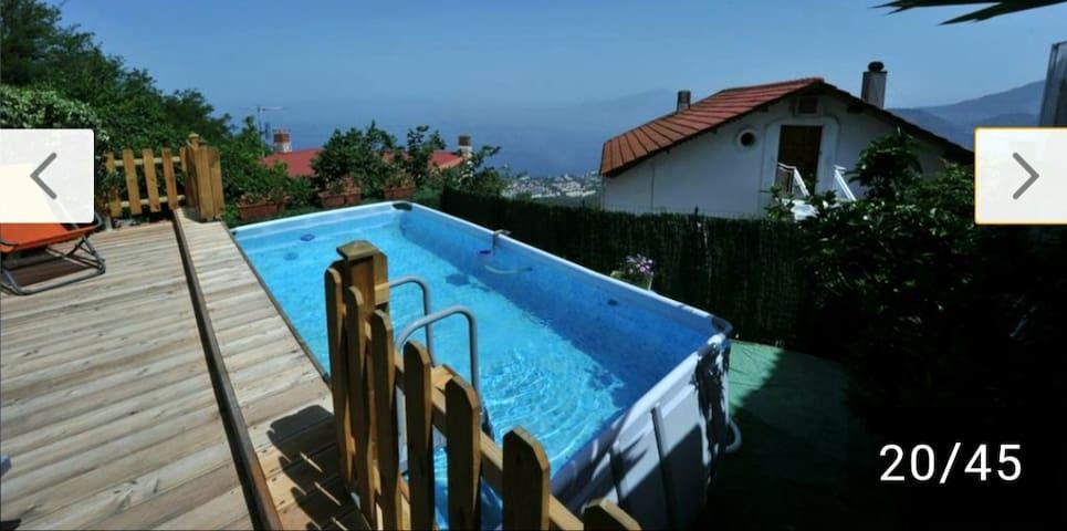 Relax villa panoramica Sorrento