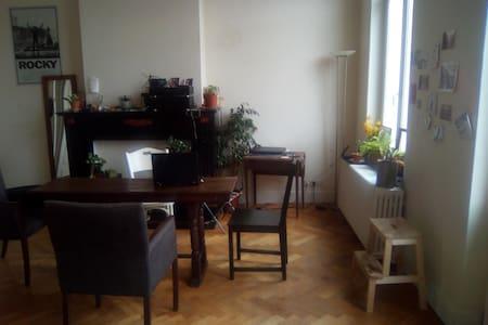 Bel appartement 90m2 à St Gilles, prox Chatelain - Saint-Gilles - Lakás