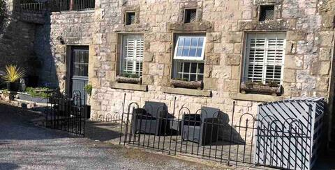 Ground floor country chic apartment near Cartmel