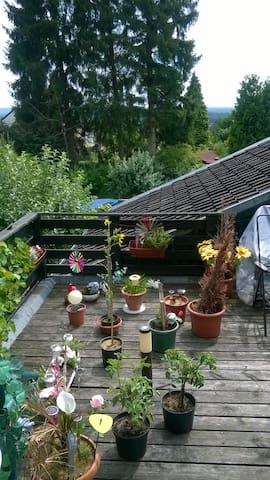 es ist ein schönes zimmer sehr hell - Aachen - Bed & Breakfast