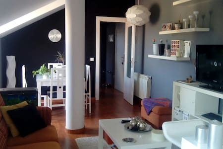 Atico de 1 habitacion - Castañeda - Appartement