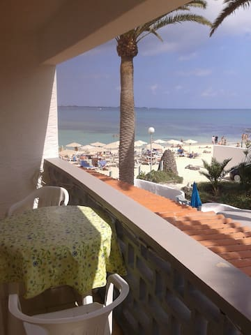 Apartment in the beach, with fantastic views. - Corralejo - Leilighet