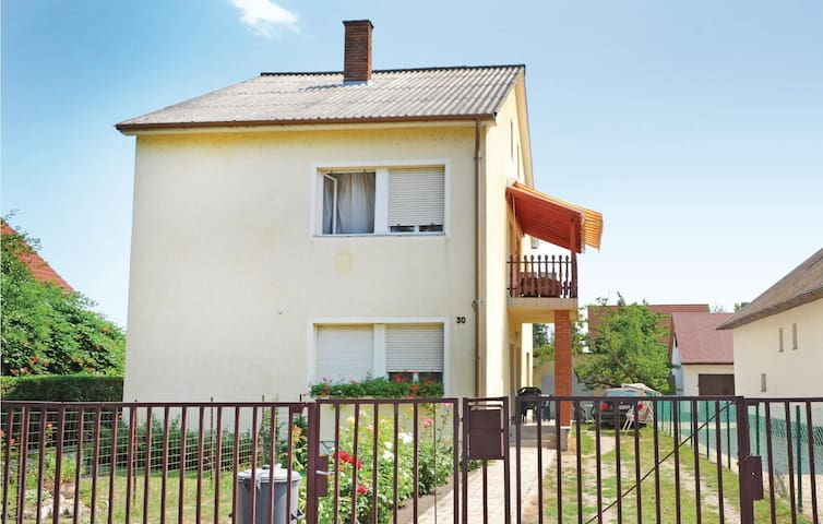 Holiday apartment with 3 bedrooms on 98m² in Siófok