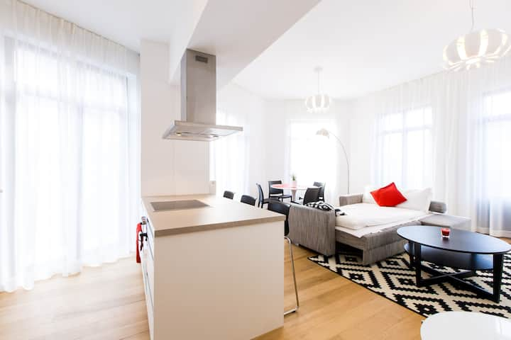 Nice 2 bedrooms in the center of Brussels
