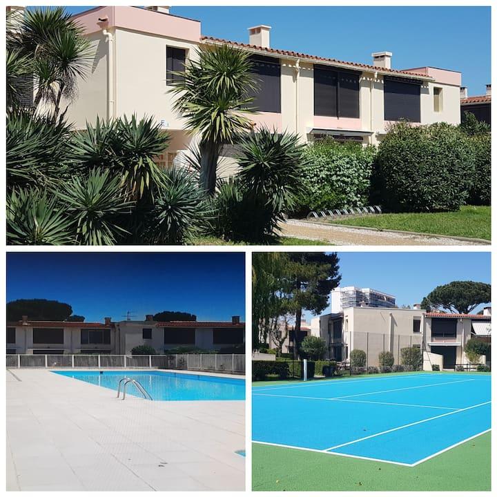 Argelès-sur-mer, Appartement T3 avec piscine