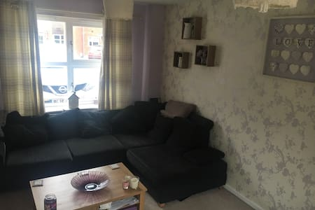 Modern home - Worcester - Hus