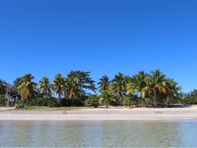 Villa Kawa : Terre et Mer 1