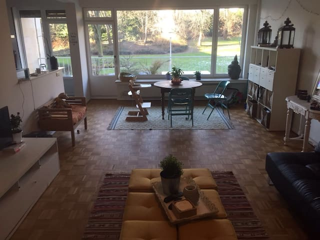 Appartement spacieux, cosy et lumineux - Uccle - Apartment