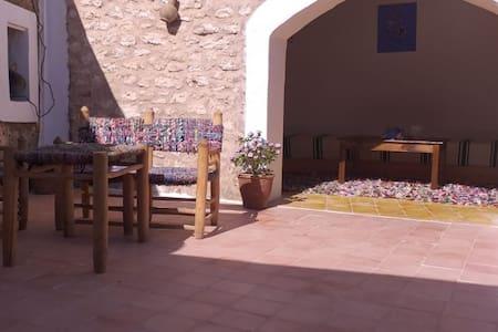 Ranch de Sidi kaouki chambre 2