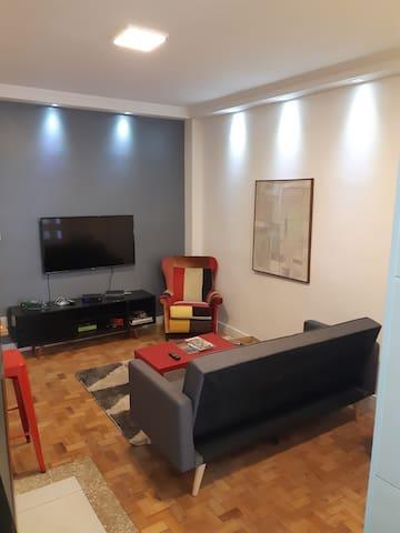 Apartamento na Avenida Paulista (TRIANON-MASP)