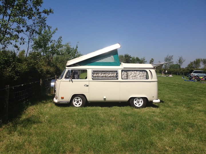 1970 vw camper LHD beauty great fun