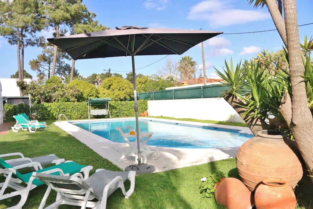 Villa Swimming Pool Beach Lisbon Holiday Homes For Rent In Verdizela Portugal