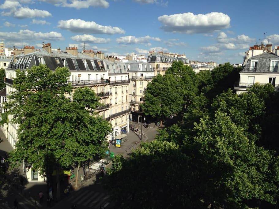 Bel appartement calme et lumineux dans le 11 me apartments for rent in pari - Appartement a renover ile de france ...
