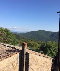 Casa Storica Nel Borghetto Toscano - Iesa