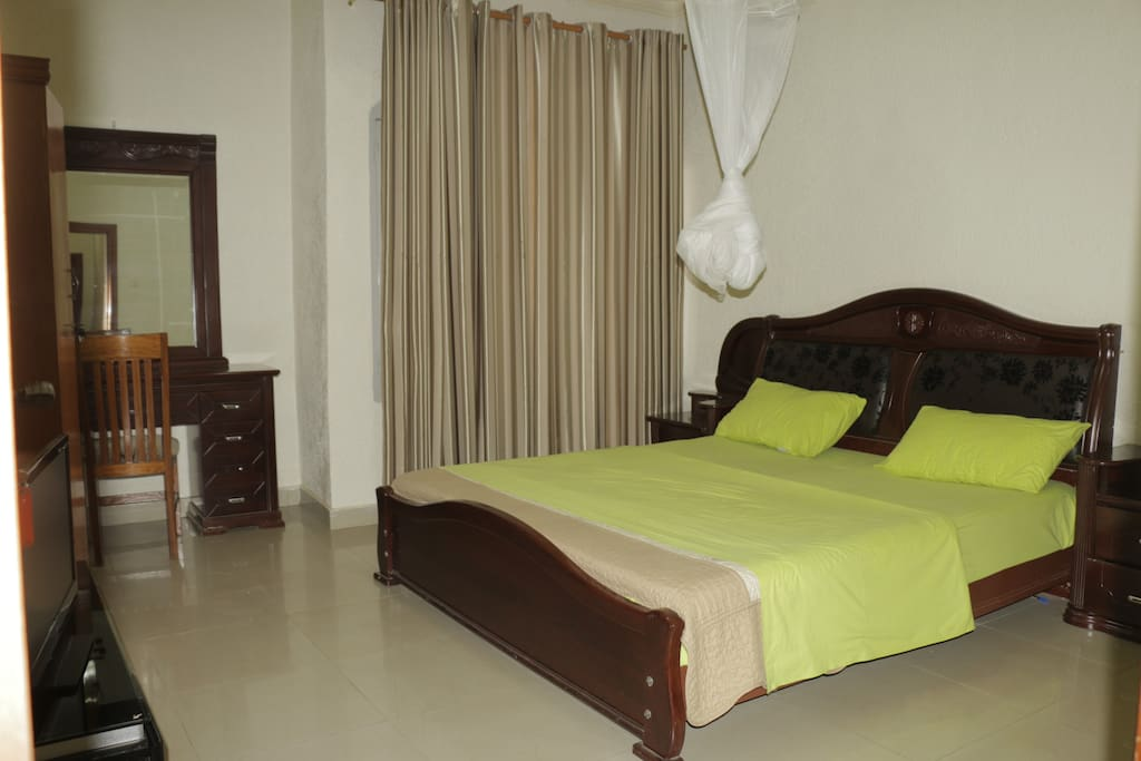 double room with private shawer