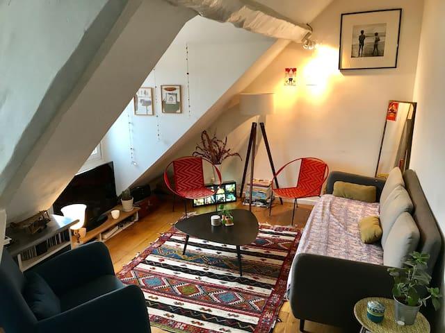 Charming 2bedrooms Place des Vosges