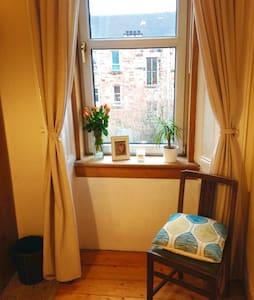 Charming, bright, West End flat. - Glasgow  - Apartment