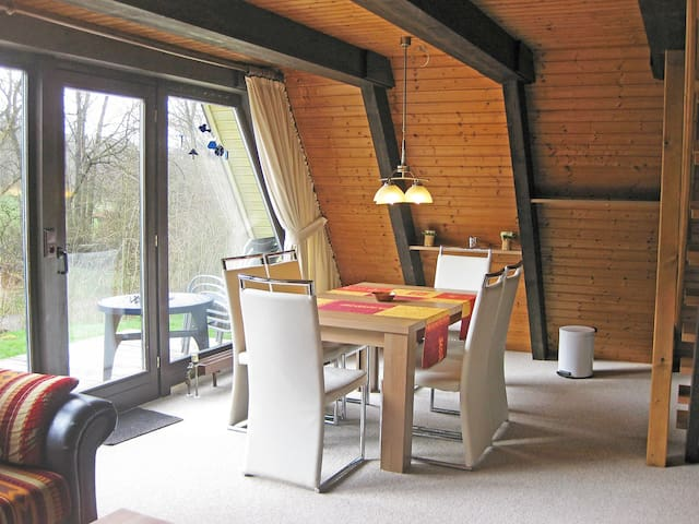 3-room house 68 m² Ferienpark Ronshausen for 6 persons in Ronshausen