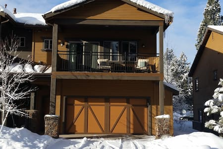 Enjoy the best snow in years - Truckee - House