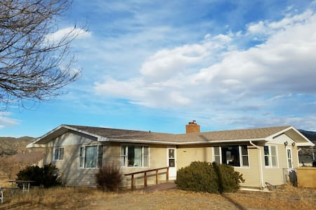 Quiet space, close to downtown. - Salida