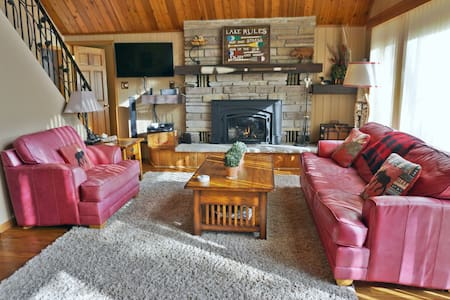 Rocky Moose Lake Cottage