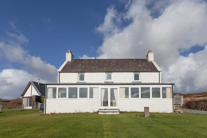 Balmacara Cottage, well equipped self-catering