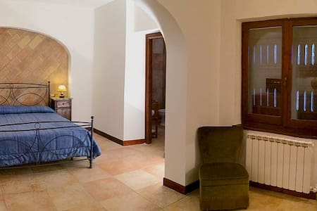 Room n° 2 in cozy Villa with pool - Monte Castello di Vibio - Villa - 2