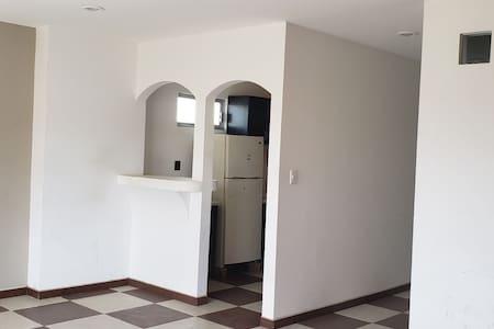 Bonito departamento en el carmen