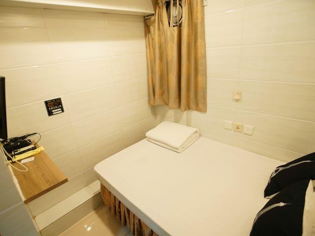 Double  Room (2 Guests) Near Mongkok MTR