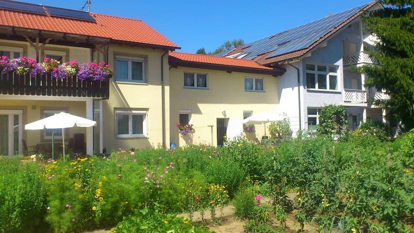 Fewo mit 2 SZ auf Bauernhof - Kapellen-Drusweiler - Apartment
