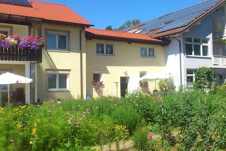 Fewo mit 2 SZ auf Bauernhof - Kapellen-Drusweiler - 公寓