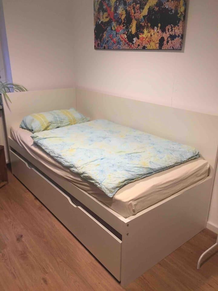 Cosy room with private bathroom Wiesbaden/ Hessen