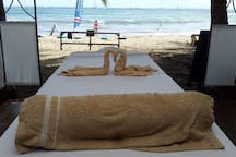 La Palapa Hotel on the beach#3