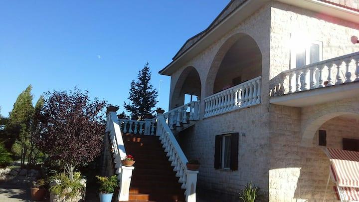 Villa in Selva di Fasano ,  a 15 minuti dal mare