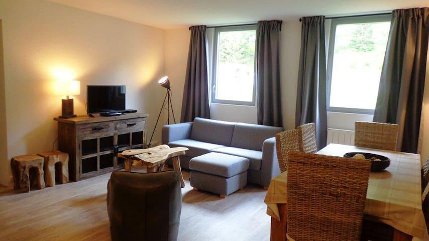 Appartement état neuf 6 personnes Flaine-Forêt