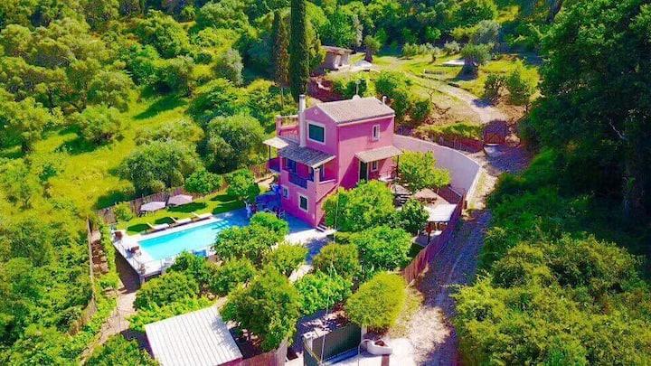 Villa Casa Elisabetta Corfu
