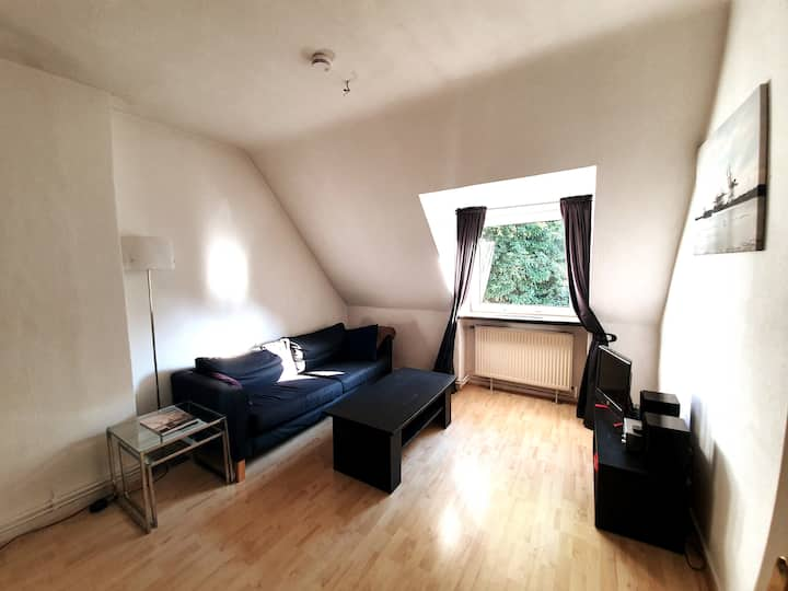 Ruhige Wohnung mitten in der Schanze
