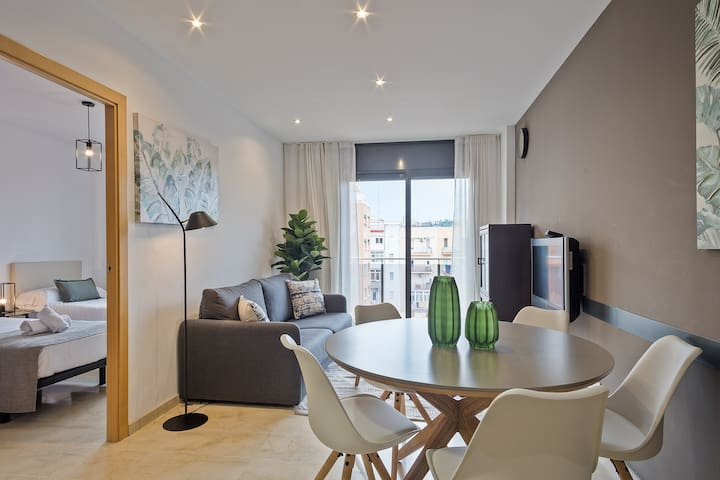 STAY Fira 2 Bedrooms 1 Bathroom Apartment