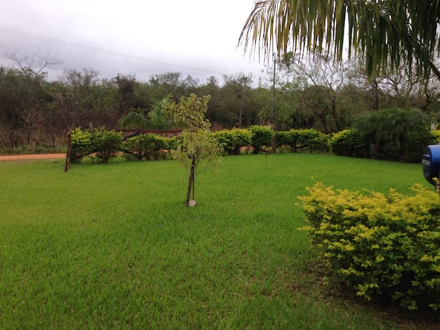 Alojamiento en Paraguay - San Bernardino - Ev